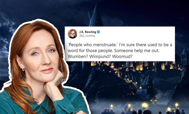 J.K. Rowling's Transphobia Could Obliviate Our Love For Harry Potter