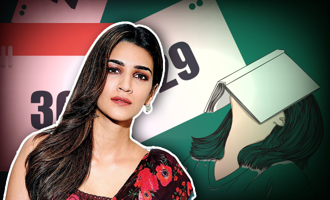 FI Kriti Sanon Not Knowing The Day Is Relatable