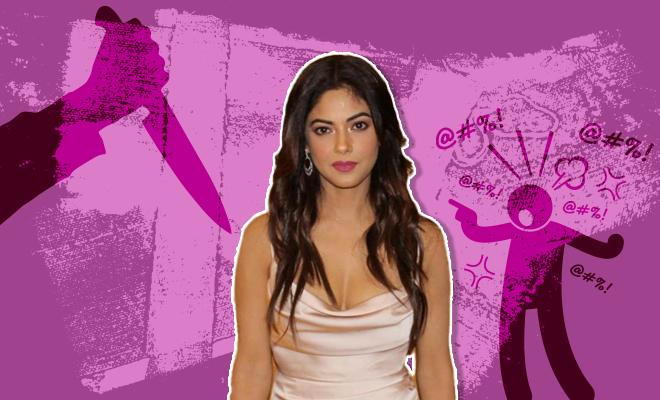 FI Meera Chopra Gets Rape Threats From Jr NTR Fans