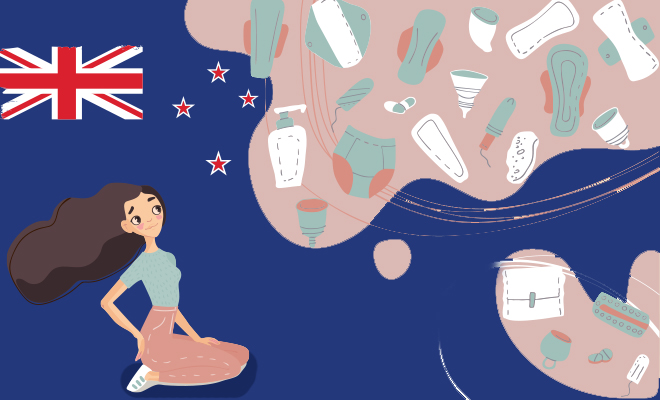 FI NZ Knows Sanitary Pads Are Essential