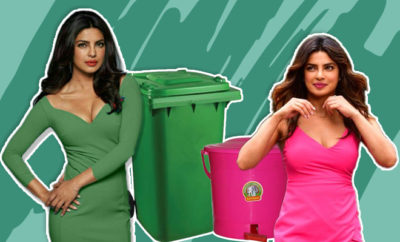 FI PeeCee's Activism Has People Comparing Her To Dustbins