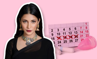 FI Shruti Haasan Talks About Periods