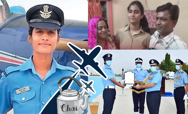 FI Tea Vendor's Daughter Takes To The Skies