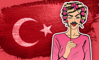FI Turkish Women Tell Men What They Hear All The Time