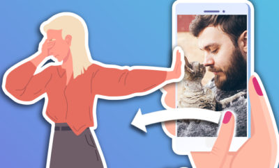 FI Women Less Likely To Date Men With Cat In Pic