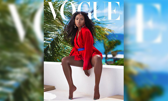 FI Women Of Colour Are Doing The #VogueChallenge