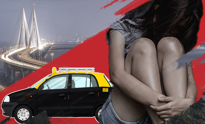 Cab driver molests girl