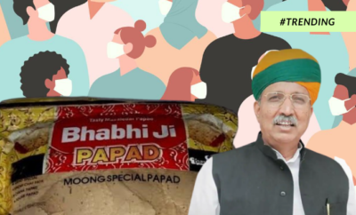 Bhabhiji Papad