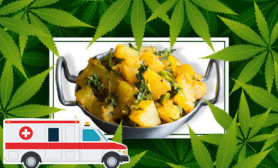 FI A Family Made Aloo Ganja, Ends Up In Hospital
