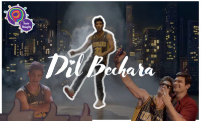 FI Dil Bechara's Title Track Has Us Fawning Over SSR's Pits
