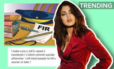 FI Rhea Chakraborty's Harassers Arrested