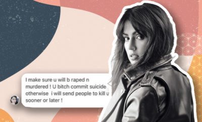 FI Rhea Gets Rape Threats For SSR Death