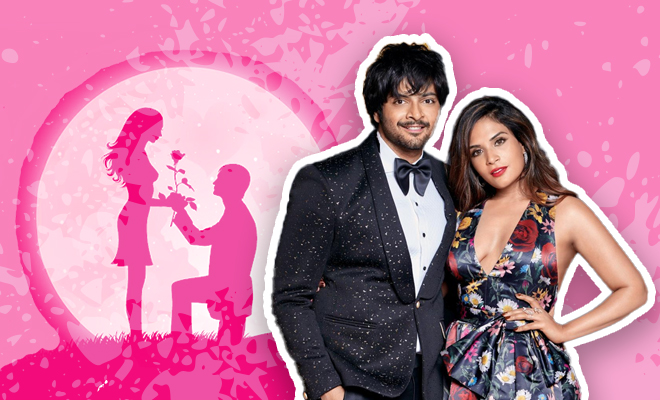 FI Richa Chadha Reveals How Ali Proposed