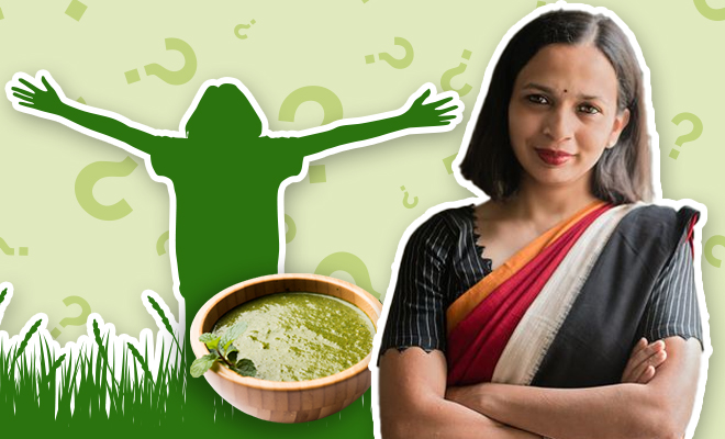 FI Rujuta's Chutney Liberation Ideas For Women
