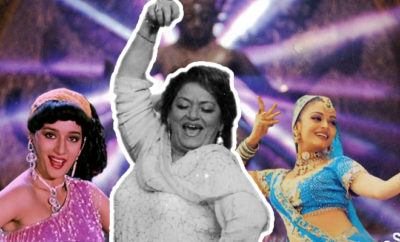 FI Saroj Khan, The Dancing Queen