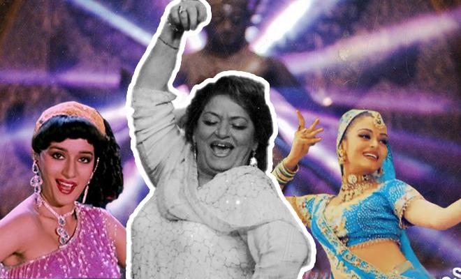 FI Saroj Khan, The Dancing Queen