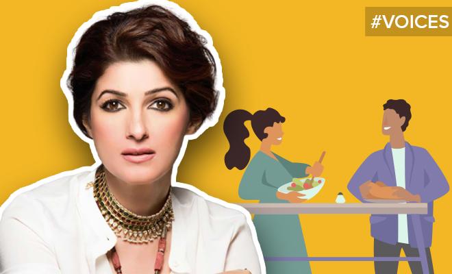 FI Twinkle Khanna On Domestic Duties