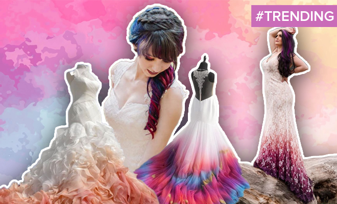 FI Wedding Dresses With A Twist