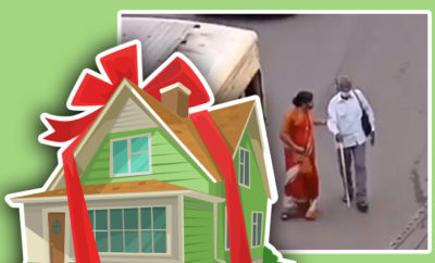 FI Woman Gets House For Good Deed