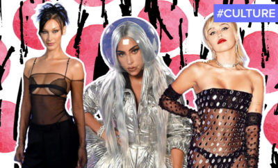 FI Eye-Catching Looks From The VMAs
