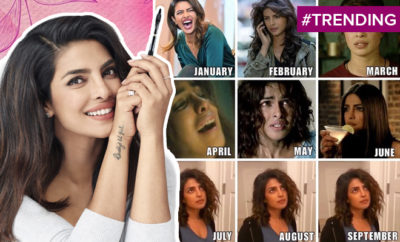 FI PeeCee's Mood Calendar Is Hilarious!