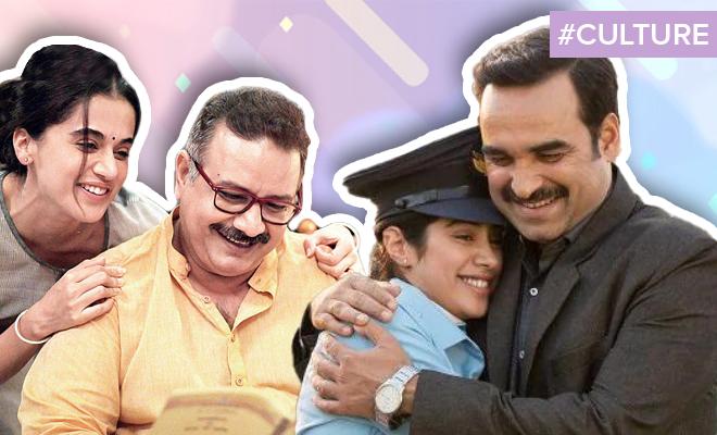 Thappad Gunjan Saxena Show Progressive Fathers Raise Strong Women
