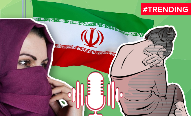 FI Women In Iran Find An Outlet In Podcasts