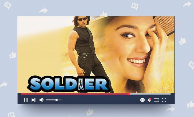 Soldier movie