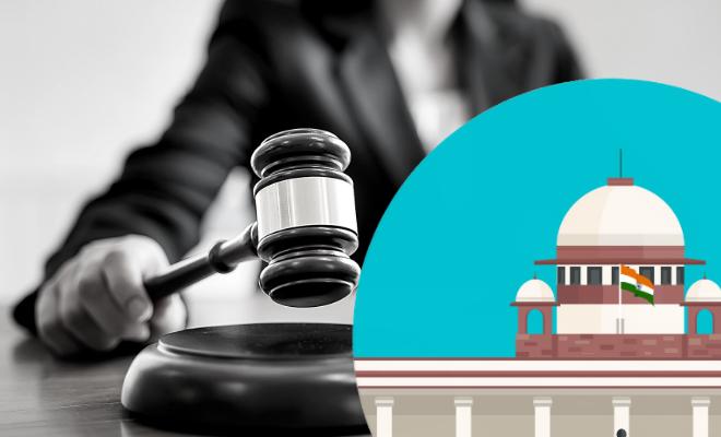 Women judges in court