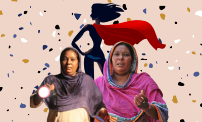 Punjab's first female chowkidar