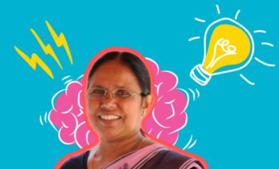 KK Shailaja is a top thinker