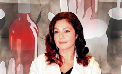 Pooja Bhatt Alcoholism
