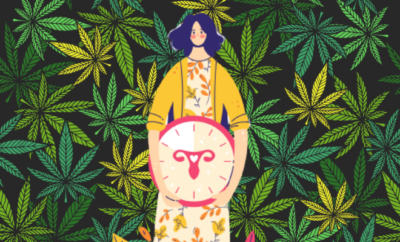 Study Reveals Women Are Using Cannabis To Relieve Menopause Pain