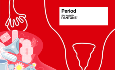 Pantone Unveils News Shade Called Period Red
