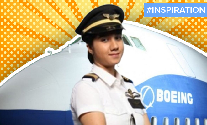 FI Ayesha Aziz Is India's Youngest Pilot At 16