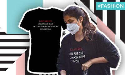 FI Rhea's Statement-Making Tshirt