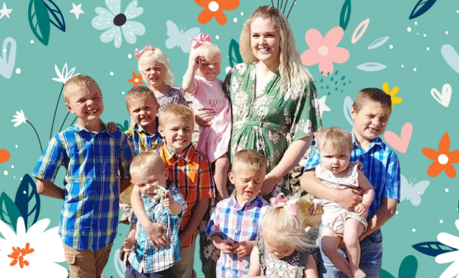 This Woman Has 10 Kids And She Wants More