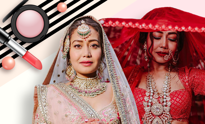 Fl-Neha-Kakkar's-bridal-makeup-looks