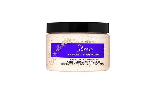 Lavender Cedarwood Creamy Body Scrub
