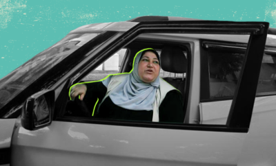 Fl-Gaza-now-has-a-woman-taxi-driver