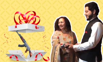 Fl-Kalashnikov-rifle-as-a-wedding-present