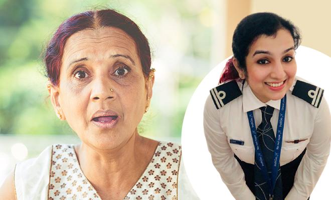 Fl-On-Gaya-Delhi-flight,-elderly-woman-notices-woman-pilot-in-cockpit