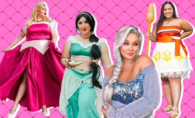 Fl-Plus-Size-Influencers-On-Instragram-Dress-Up-As-Various-Disney-Princesses