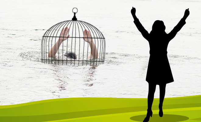 Fl-Wife-Puts-Husband-In-A-Cage-&-Throws-Him-Into-A-River-Because-He-Cheated-On-Her