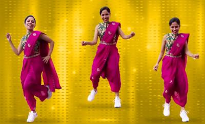 Fl-world's-first-saree-shuffle