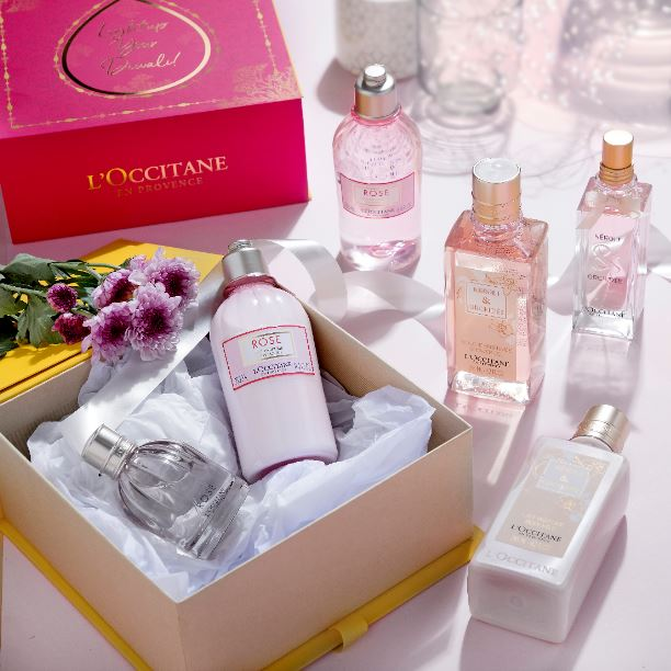Gift of Glow with L'Occitane_2