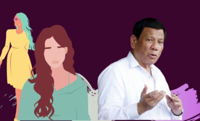 Philippines President Rodrigo