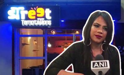 Fl-Transgender-woman-opens-cafe-in-Noida