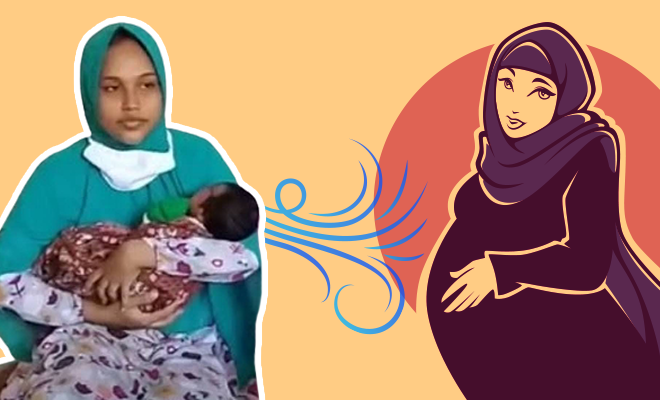 Fl-Indonesian-woman-says-gust-of-wind-made-her-pregnant,-police-begins-investigation