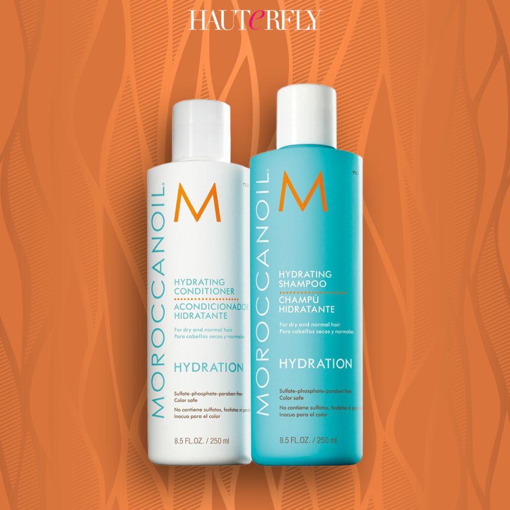Moroccan Oil Hair Care Range